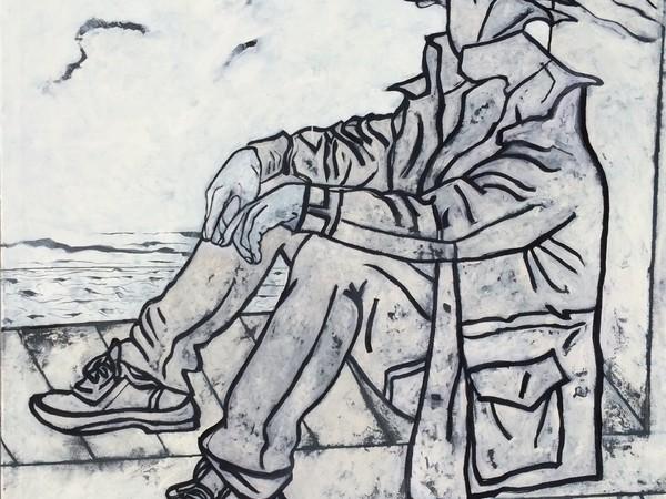 Fulvio Tornese, Ritratto sul bordo