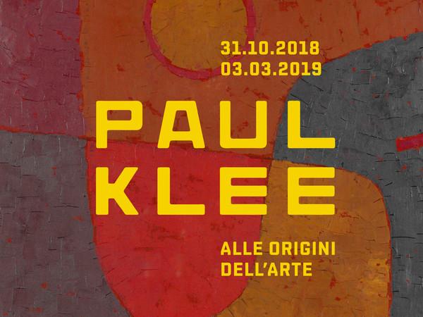 Paul Klee. Alle origini dell'arte,MUDEC - Museo delle Culture, Milano