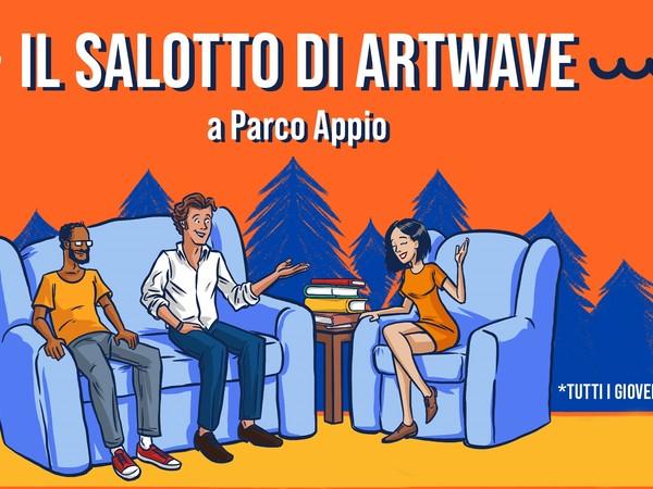 Il Salotto di Artwave, Parco Appio, Roma