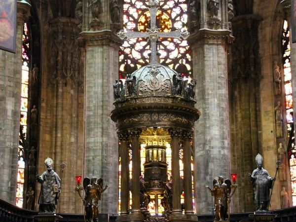 Altare Maggiore, Duomo di Milano
