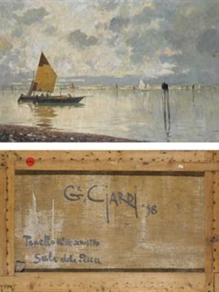 Guglielmo Ciardi, I Capolavori dell'Arte da Collezioni Private