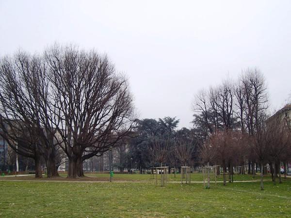 Parco Guido Vergani e Giardino Valentino Bompiani - Ex Parco Pallavicino