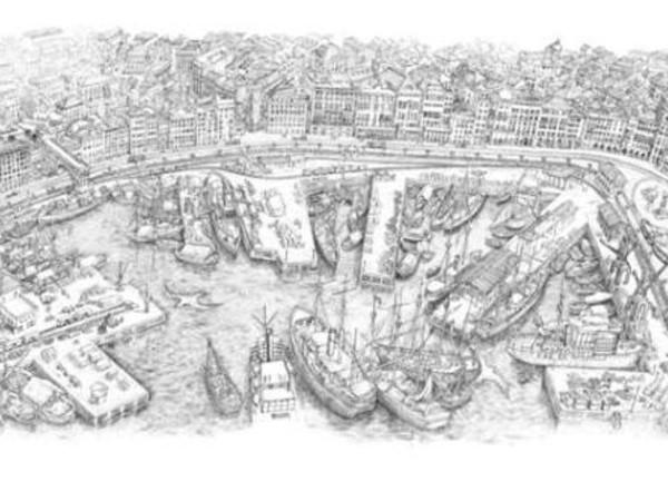 Disegno di Sandro Migliarini