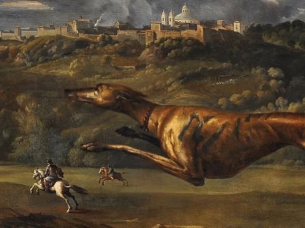 Michelangelo Pace, Levriero