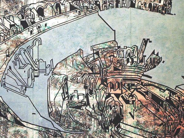 iaggio nel Colosseo - Magico fascino di un monumento. Opere di Gerhard Gutruf