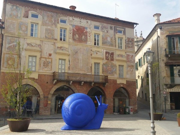 Cracking Art a Mondovì