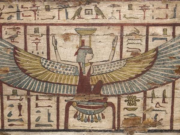 <em>Sotto il cielo di Nut. Egitto divino</em>
