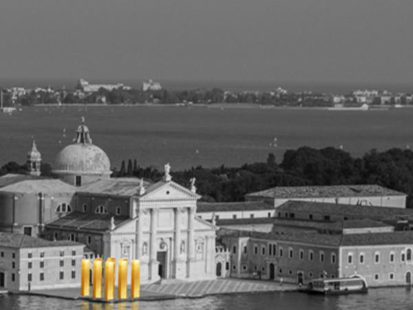 Heinz Mack: The Sky Over Nine Columns, Isola di San Giorgio Maggiore, Venezia