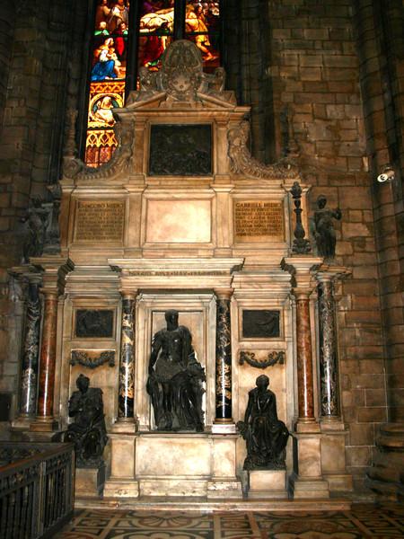 Monumento funebre di Gian Giacomo Medici