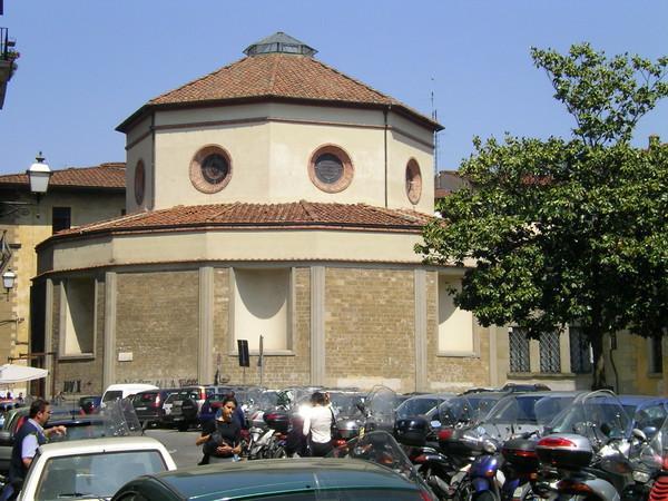 Rotonda di Santa Maria degli Angeli