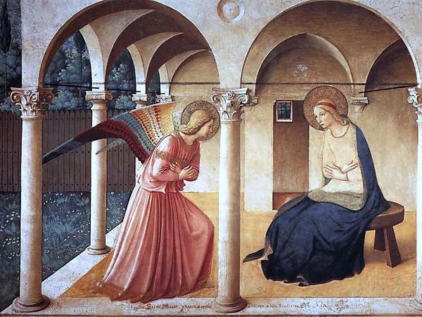 Ciclo affrescato del convento di San Marco