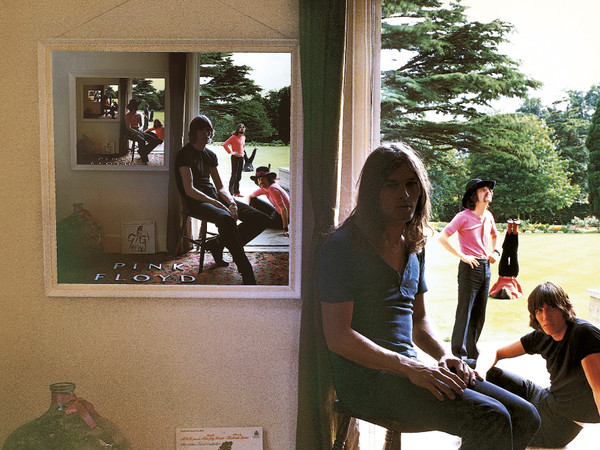 'Ummagumma' album artwork, 1969<br />