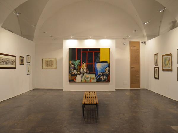 Io, Renato Guttuso, Museo Civico di Noto – Ex Convento di Santa Chiara, Noto
