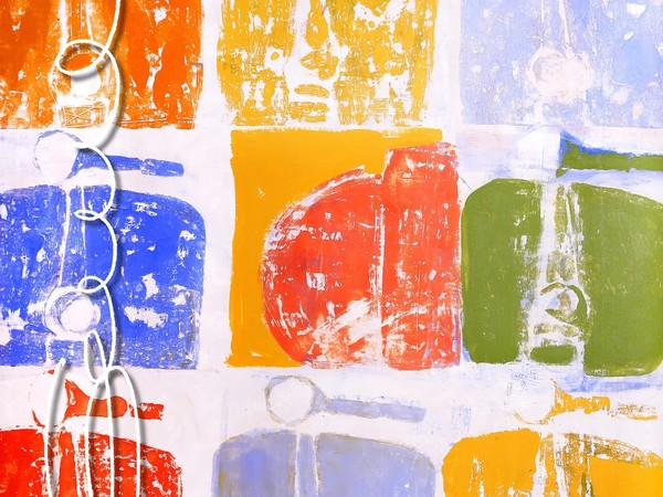 Marcello Scarselli. Humanitas Machinæ (Il lavoro dipinto). Opere 2005-2013, Museo Piaggio, Pontedera (PI)