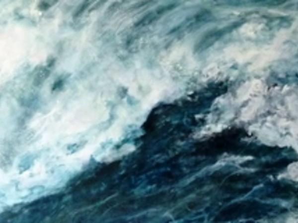 Il Mare dentro,SATURA art gallery, Genova