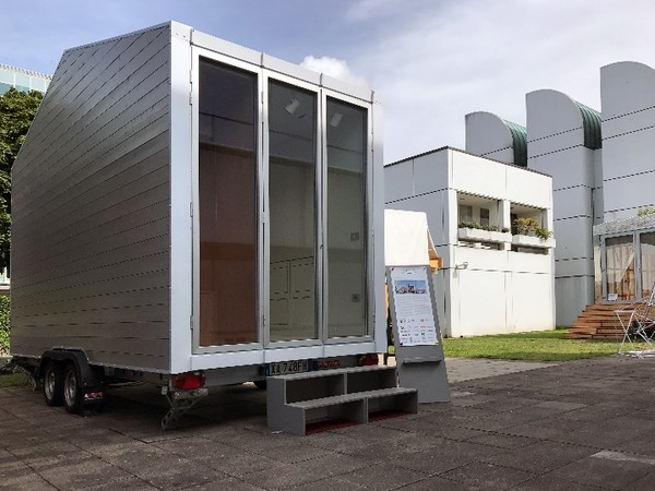 aVOID, la Tiny House di Leonardo Di Chiara