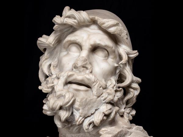 <em>Testa di Ulisse</em>, Museo Archeologico di Sperlonga | <em>Ulisse. L'arte e il mito</em>, Musei San Domenico, Forlì