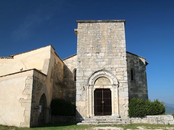 Chiesa di San Pietro Albe, Massa d'Albe