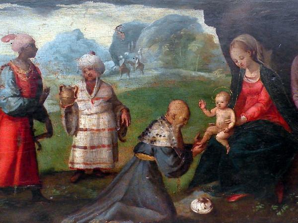 Re e pastori in adorazione. La Natività nella pittura dalle collezioni di Palazzo Abatellis, Palermo