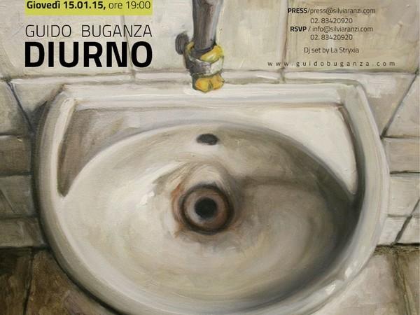 Guido Buganza. Diurno, Orea Malià, Milano