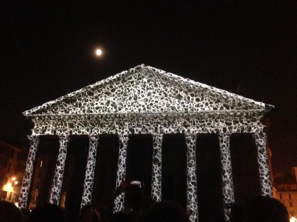 Onionlab, Ulterior, Pantheon, Roma