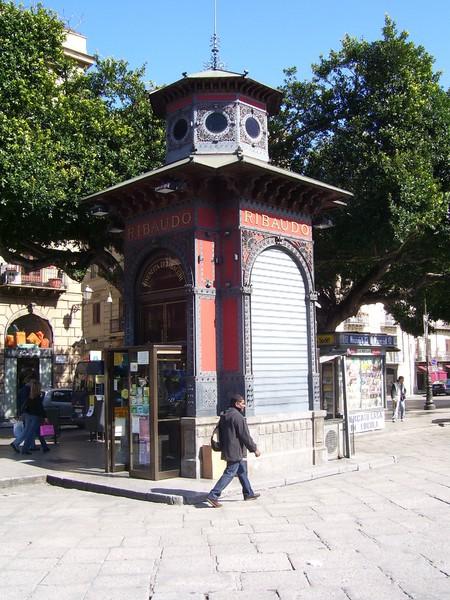 Itinerario Palermo Liberty