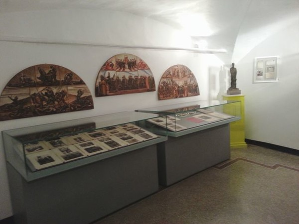La Guerra esposta, Museo del Risorgimento, Genova