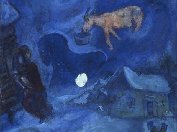 Marc Chagall, Dans mon pays