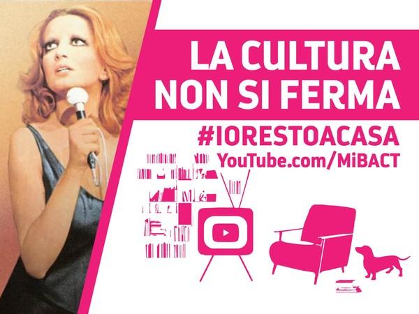MiBACT - La cultura non si ferma