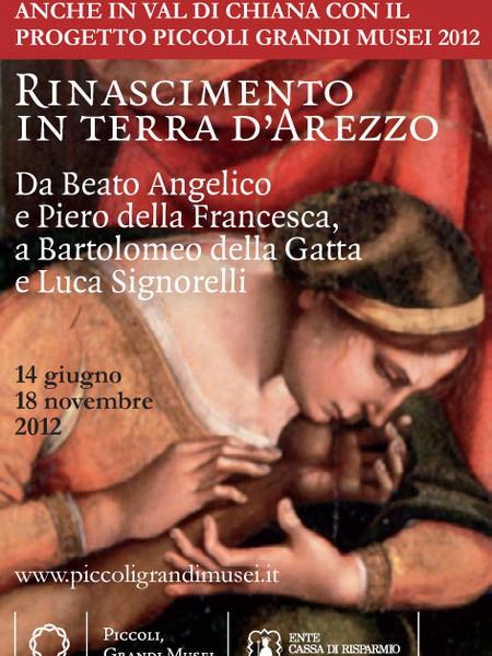Rinascimento in terra d'Arezzo. Da Beato Angelico e Piero della Francesca a Bartolomeo della Gatta e Luca Signorelli - VIII edizione