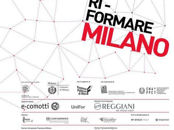 Ri-formare Milano, Triennale di Milano
