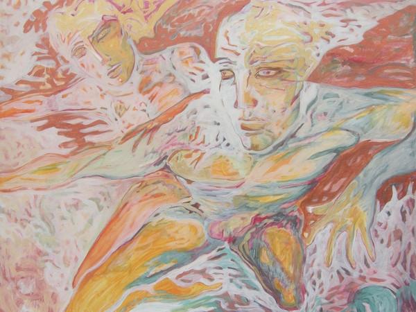 Rosanna Napoli. Frequenza 8, Galleria Art G.A.P., Roma