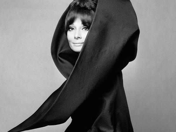 <span>Gian Paolo Barbieri,&nbsp;</span><em>Audrey Hepburn</em><span>, Vogue Italia, Roma 1969</span>