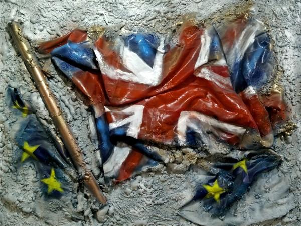 Maurizio Romeo, Brexit, Broken Flag