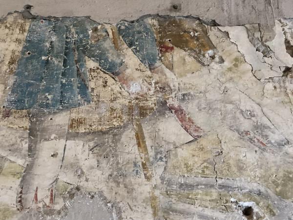 Il Torrione di Carpi, affreschi