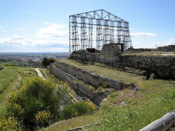 Santuario di Ercole Vincitore, Tivoli