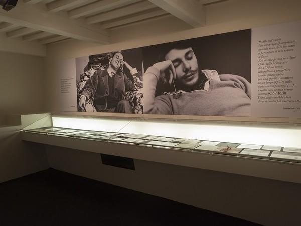L'avventura dell'arte nuova   anni 60-80. Cioni Carpi   Gianni Melotti,<span>Fondazione Ragghianti, Lucca</span>