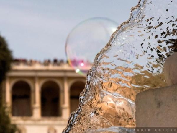 Claudio Koporossy, Fontana di Piazza Del Popolo, Roma