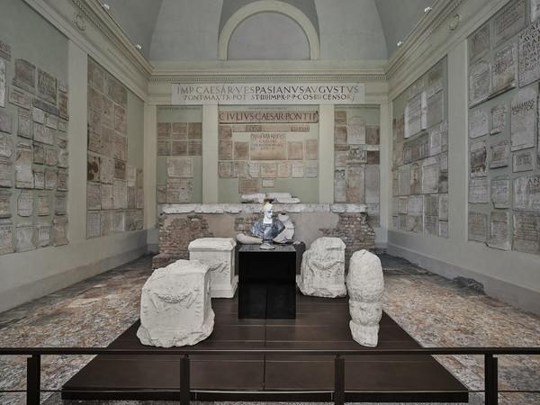 Francesco Vezzoli, Achille!, 2021 I Ph. Alessandra Chemollo, Fondazione Brescia Musei