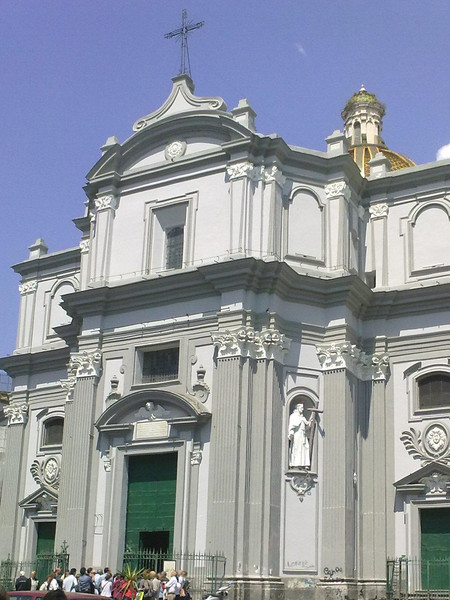 Chiesa di Santa Maria della Sanità
