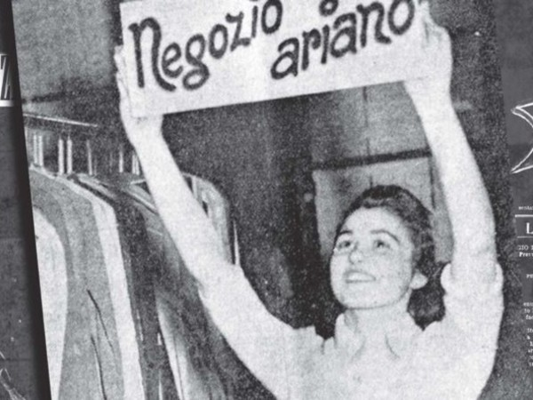 1938 - La storia. 80° anniversario delle Leggi Razziali