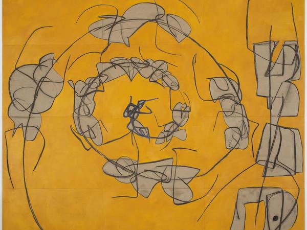 Pierre-Yves Le Duc, Untitled, 1993, cm. 284x306