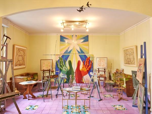 Casa Balla, Soggiorno I Ph. M3Studio
