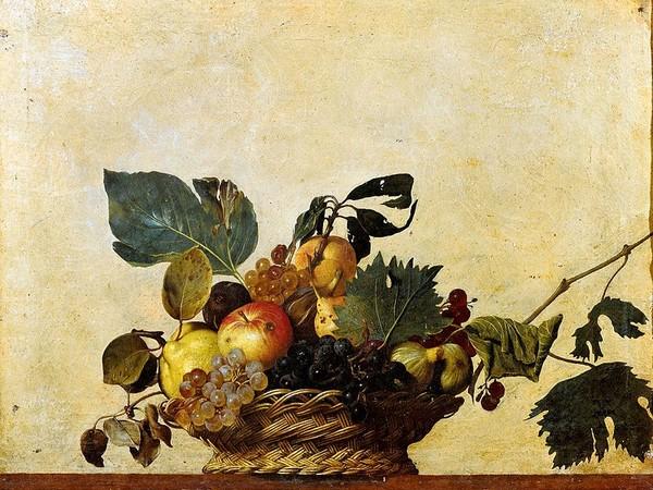 Canestra di frutta, Caravaggio, Pinacoteca Ambrosiana