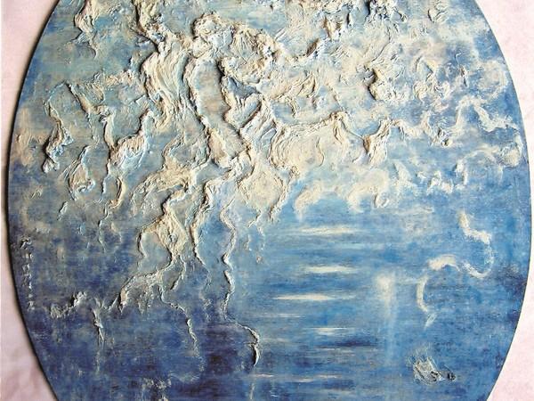 Renzo Fortin, Galaverna, 2010, olio su tela, 50x65 cm.