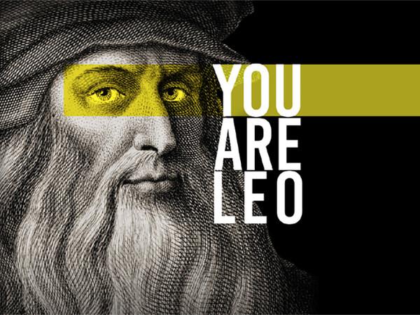 You Are Leo, Fonderia Napoleonica Eugenia, Milano