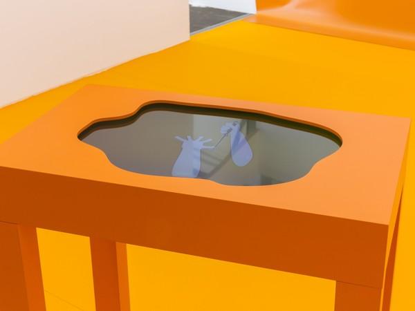 Catherina Biocca, Art Rotterdam, installazione (particolare)