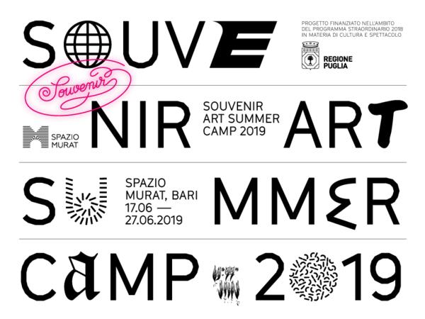 Souvenir Art Summer Camp 2019
