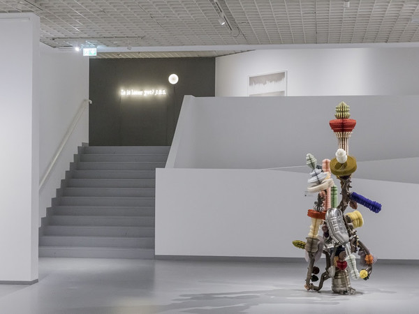 Stasi Frenetica - GAM Galleria Civica d'Arte Moderna e Contemporanea