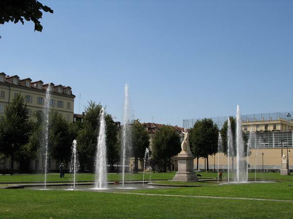 Aiuola Balbo e Giardini Cavour